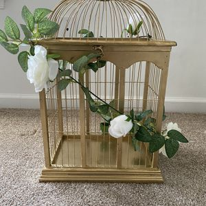 Bird Cage Card Holder for Sale in Essex, MD