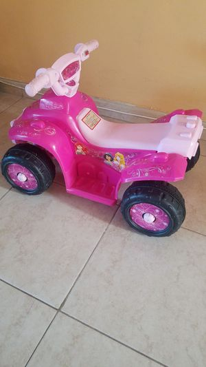 Disney's Minnie or Princess ATV quad Ride for Sale in Pembroke Pines, FL