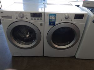New LG Washer & Kenmore Gas Dryer for Sale in Whittier, CA