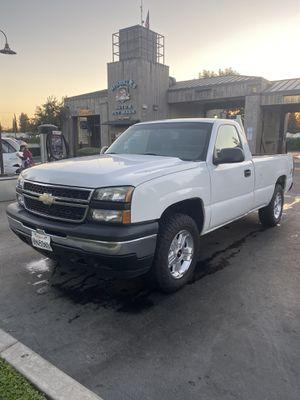 Chevy Silverado for Sale in Modesto, CA
