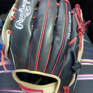 Men's LH Throw R2G Rawlings Baseball / Softball Glove for Sale in Casa Grande, AZ