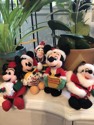 Vintage Disney plush ornaments for Sale in Portland, OR