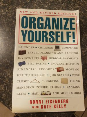 Organize Yourself! for Sale in Providence, RI
