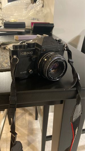 PENTAX KS500 Film Camera for Sale in Queens, NY