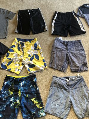 6 pairs of shorts waist about 28-30 for Sale in El Dorado Hills, CA