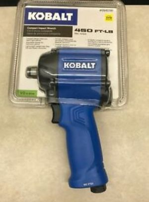 "Kobalt .5"" 450lb Air Wrench for Sale in Denver, CO"