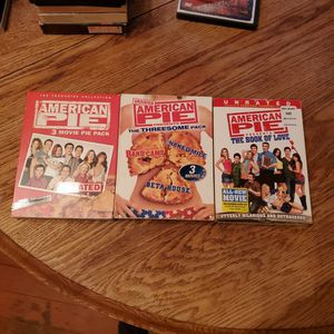 American Pie DVD Collection 7 Movies for Sale in Woodburn, OR