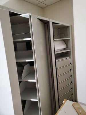 Rotating file cabinet for Sale in Saint Paul, MN