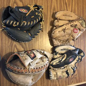 Baseball Gloves for Sale in Fordyce, AR
