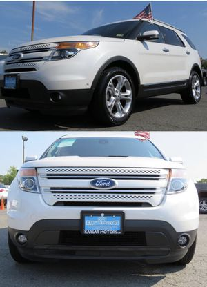 2015 Ford Explorer Limited for Sale in Manassas, VA