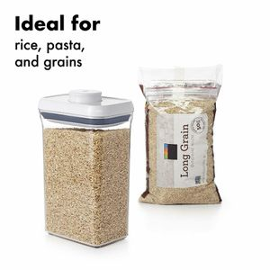 OXO Good Grips POP Container – Airtight Food Storage – 2.5 Qt for Rice and More for Sale in Las Vegas, NV