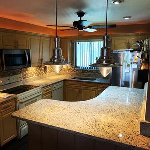 Granite Kitchen Countertops 45 Sqft **Sink Included** for Sale in Tampa, FL