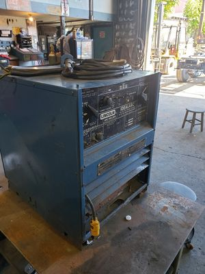 Lincoln welder for Sale in Springfield, OR