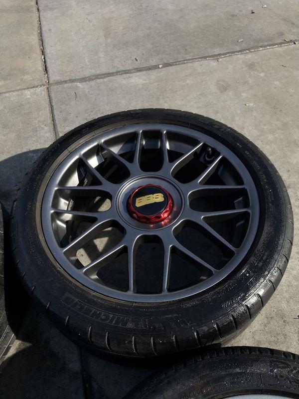 BMW rims / wheels BBS RC304 e36 m3 5x120
