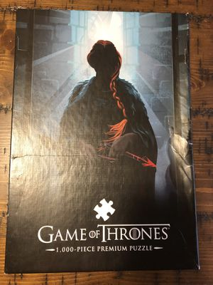 Game of Thrones Puzzle for Sale in Seattle, WA
