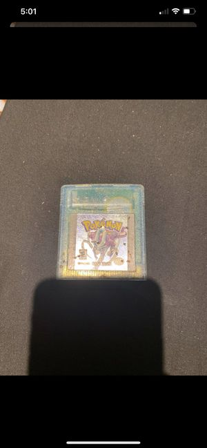 Pokémon crystal version for Sale in Carson, CA