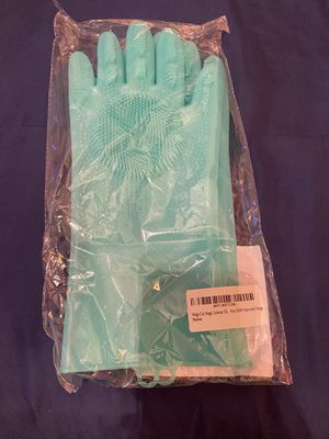 Magiccat Saksak Silicone Cleaning Gloves for Sale in Killeen, TX