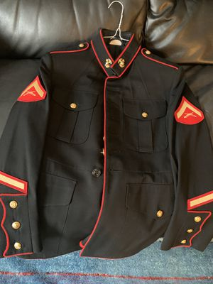 USMC uniforms for Sale in Alexandria, VA