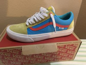 GOLF WANG Vans -tyler the creator for Sale in North Las Vegas, NV