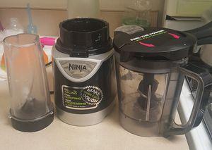 Ninja Pulse Blender Food Processor for Sale in Herndon, VA