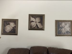 Lots of different paintings and 1 mirror for Sale in Gilbert, AZ
