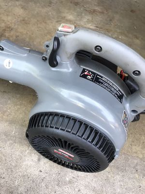 Craftsman gas leaf blower practically new for Sale in Waterford Township, MI