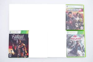 Xbox 360 Games: Mass Effect 2, Dead Island, Fallout, NBA2K, Halo, Xcom, Street Fighter, Guitar Hero 2, Marvel Ultimate Alliance / Forza for Sale in Seattle, WA