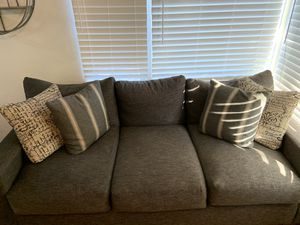Two Comfy Deep-Cushion Couch Set for Sale in San Diego, CA
