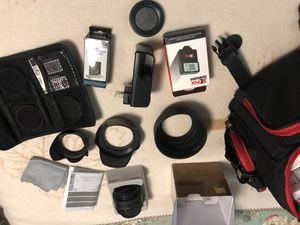 Nikon accessories SET for Sale in Poway, CA