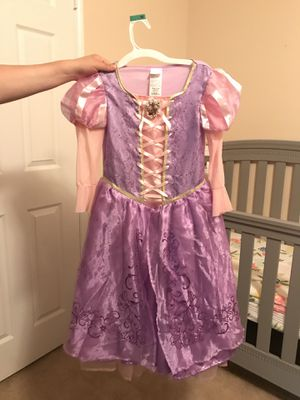 Rapunzel Tangled Costume Size 7/8 for Sale in Chula Vista, CA