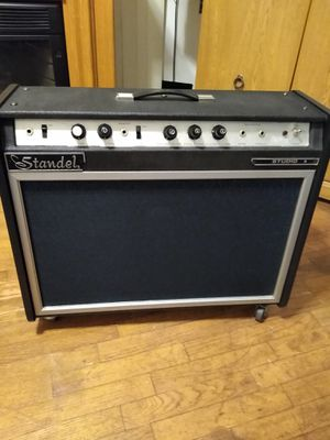Standel amp studio 15 for Sale in Eden, NC