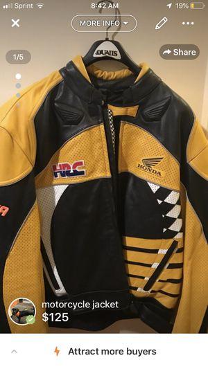 Motorcycle jacket for Sale in Nutley, NJ