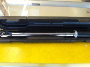 Husky torque wrench for Sale in Phoenix, AZ