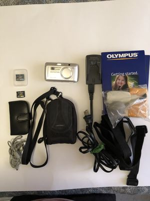 Olympus All Weather Stylus 500 Digital Camera 5.0MP for Sale in North Las Vegas, NV