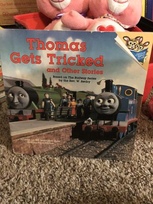 Thomas get tricked vintage train book Thomas & Friends for Sale in Phoenix, AZ