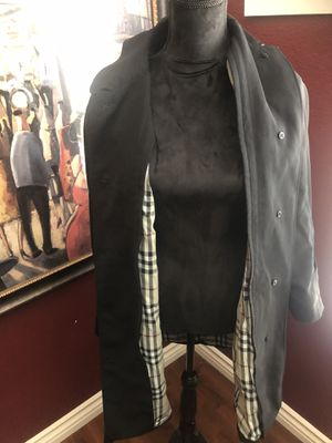 Burberry Trench Coat for Sale in Perris, CA