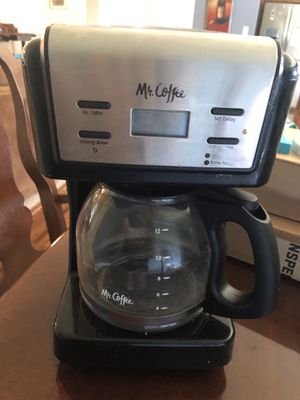 Mr Coffee Coffee maker for Sale in Norfolk, VA