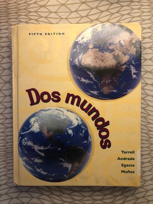 Dos Mundos by Terrell (Fifth Edition) for Sale in Los Angeles, CA