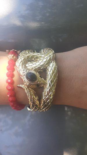 Snake bracelet for Sale in San Antonio, TX