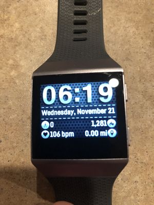 Fitbit Ionic for Sale in Fort Leonard Wood, MO