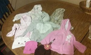 Infant/toddler hoodies & Beanie wear for the cold winter weather for Sale in San Bernardino, CA
