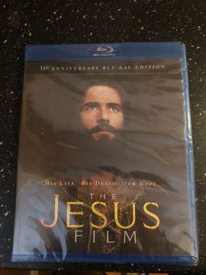 Jesus film 35th anniversary blu - ray edition for Sale in Canton, MI