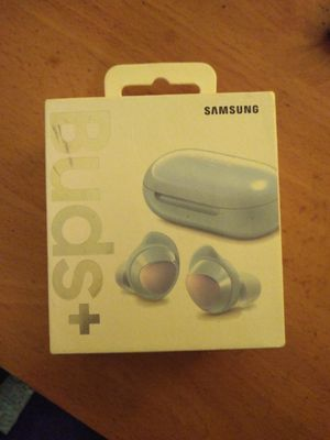 Samsung Galaxy buds+ for Sale in Houston, TX