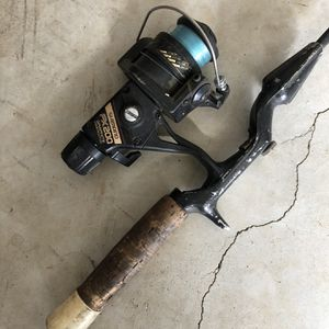 Fishing rod for Sale in Pflugerville, TX