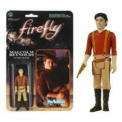 Firefly Malcolm Reynolds Super7 Action Figure for Sale in Daytona Beach,  FL