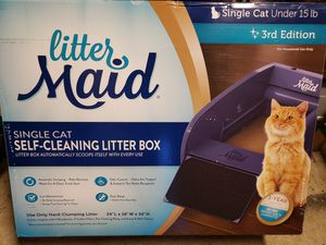 Litter maid for Sale in Stanwood, WA