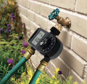 Orbit Two Outlet Garden Hose Faucet Timer for Sale in Highland, CA