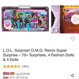 LOL surprise Remix Super Surprise for Sale in Gardena, CA