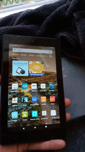 Amazon Kindle fire tablet for Sale in Crum Lynne, PA