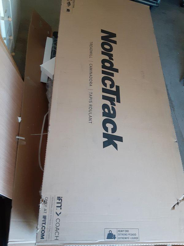 NordicTrack treadmill 6.5 Si